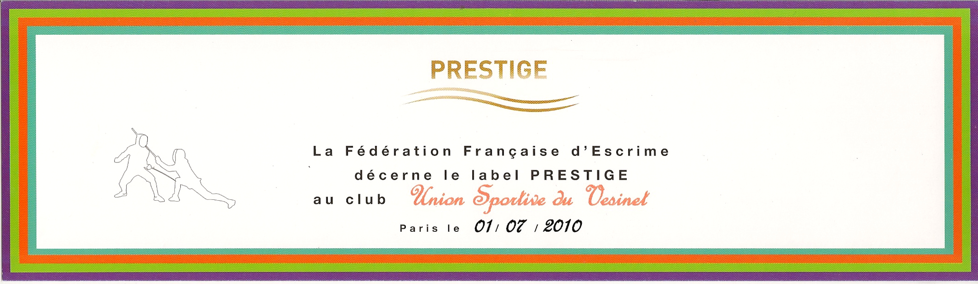label prestige